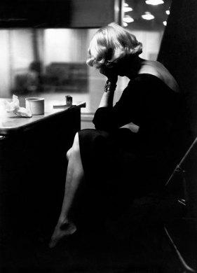Eve Arnold: Marlene Dietrich