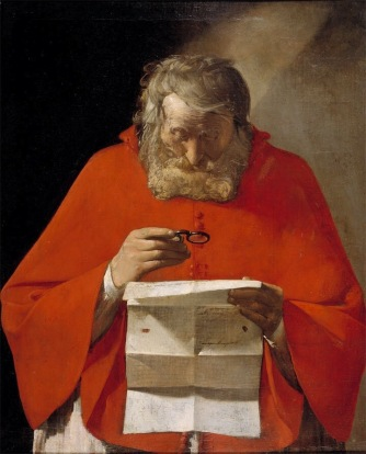 Georte de la Tour: San Jerónimo