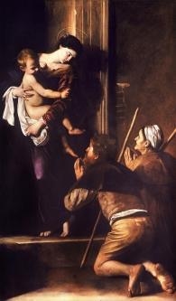Caravaggio: Madonna de Loreto