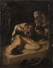 Bartolomeo Schedoni: Santa Irene y San Sebastián. Vendido en Subastas Segre.