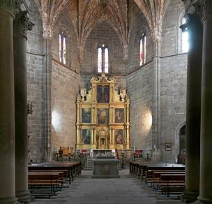 Juan Campero el Viejo y otros: Interior de la Capilla de Mosén Rubí de Bracamonte o de la Anunciación, ca. 1515-1520. Fotos: Wikimedia Commons.