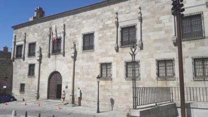 Palacio de Núñez Vela, ca. 1540. Foto: Mario Adanero Mazarío.