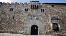 Casa-palacio de Pedro Dávila, ca. 1460. Foto: avilaturismo.com