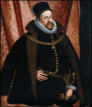 Bartolomé González: El archiduque Carlos de Austria, duque de Stiria. Madrid, Museo Nacional del Prado.